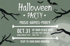 Halloween Horror Font Bundle Product Image 2