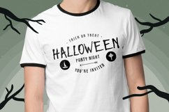 Halloween Horror Font Bundle Product Image 4