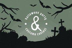 Halloween Horror Font Bundle Product Image 5