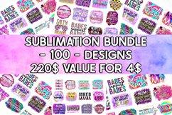 Sublimation Bundle|MEGA Sublimation bundle| PNG Designs Product Image 1