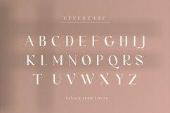 Vanger _ modern serif font Product Image 6
