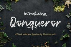 Qonqueror Typeface Product Image 1