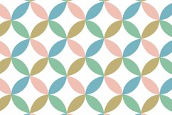 Abstract Geometric Patterns Product Image 4