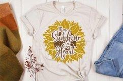 Sublimation sunflower quotes bundle Product Image 2