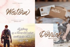 Awesome Bundles | 35 Best Seller Font Collection Product Image 4