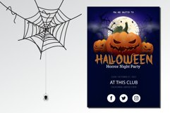 Spooky Ghoster a Horor Font Product Image 3