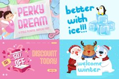 Awesome Bundles | 35 Best Seller Font Collection Product Image 5