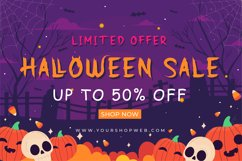 Spooky Ghoster a Horor Font Product Image 5