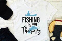 Sublimation fishing quotes bundle Product Image 2
