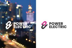 Electric Power Logo Template Product Image 1