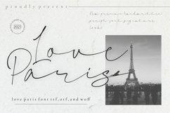 Love Paris Product Image 1