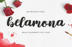 belamona script Product Image 1