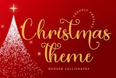 Christmas Theme Product Image 1