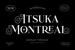 Atsuka Montreal - Vintage Display Product Image 2