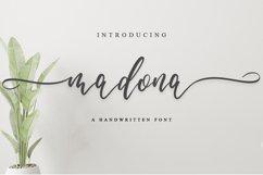 madona script Product Image 1