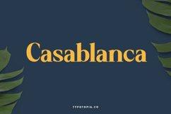 Artemis Fancy Sans Serif Typeface Product Image 2