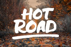 Hot Road Brush Product Image 6