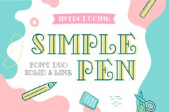 Simple Pen Product Image 1