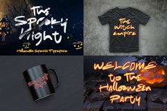 The Halloween Craft Fonts Bundle Product Image 2