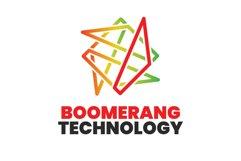 Boomerang Technology Logo Template Product Image 2