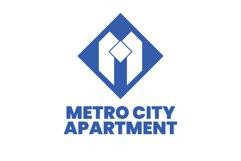 Metro City Apartment Logo Template Product Image 2