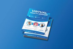 Health Care Seminar Flyer Brochure Template Product Image 2