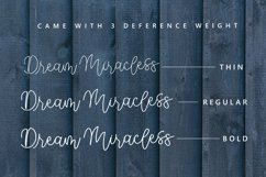 Dream Miracless Product Image 2