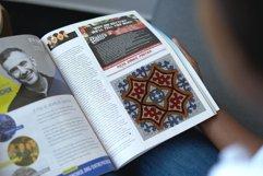 28 Vector Ceramic Patterned Mosaics Bundle Product Image 2