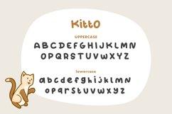 Kitto Katto Cat Font Duo with Bonus Product Image 2