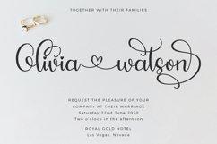 Baby Girl Romantic Calligraphy Product Image 2