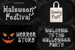 The Halloween Craft Fonts Bundle Product Image 3