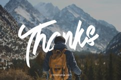 Andals Script Typeface Product Image 6