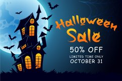 Spooky Ghoster a Horor Font Product Image 2