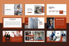 Electronic Product Business Presentation PowerPoint Template Product Image 3