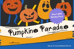 Spooky Place - A Halloween Brush Font Product Image 4