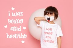 Heart Apart Lovely Font Product Image 4