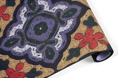 28 Vector Ceramic Patterned Mosaics Bundle Product Image 3