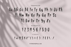 Vampyr Spooky Themed Font Product Image 4