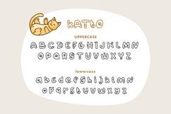 Kitto Katto Cat Font Duo with Bonus Product Image 5