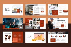 Electronic Product Business Presentation PowerPoint Template Product Image 4