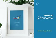 Cute 15 Airplanes Clipart Set Plus Pattern Product Image 4