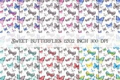 Sweet Butterflies 12x12 Product Image 1