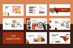 Electronic Product Business Presentation PowerPoint Template Product Image 5