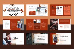 Electronic Product Business Presentation PowerPoint Template Product Image 6
