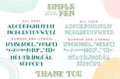 Simple Pen Product Image 6