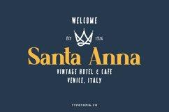 Artemis Fancy Sans Serif Typeface Product Image 3
