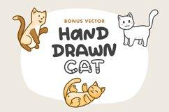 Kitto Katto Cat Font Duo with Bonus Product Image 6