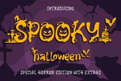 Halloween Sale Font Bundle Product Image 2