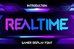 Realtime Gamer Product Image 1