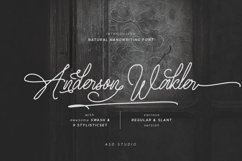 Anderson Wakler - Natural Handwritting Product Image 1